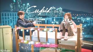 [VIETSUB] - Cupid (Girl's Day) - City Hunter OST