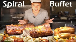 LEGENDARY All You Can Eat Buffet in Manila Philippines - Spiral Buffet Review width=