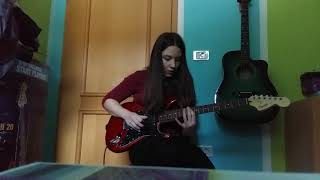 Dire Straits - Tunnel of Love - Final solo Nika´s cover