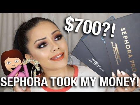 SEPHORA TOOK ALL MY MONEY ??
