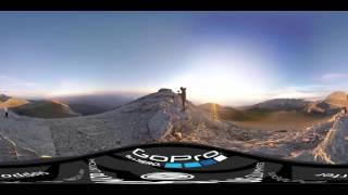 Mount Olympus Summits - Profitis Ilias Summit GoPro 360º Video
