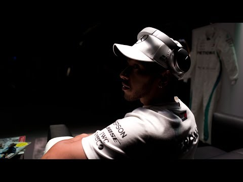 Distractions Off, Focus On - Lewis Hamilton x Bose