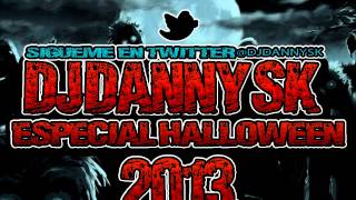 Dj Danny Sk in the session 14 Especial Halloween 2013