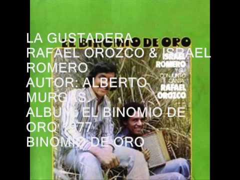 La Gustadera de Rafael Orozco Letra y Video
