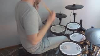 Paluch - Słaby Punkt drum cover by  Geluś van Kwazimodo