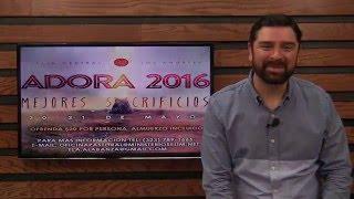 Leonardo Fuentes  Adora 2016