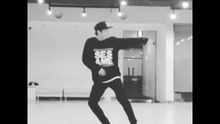 "Kim Min Jae (""Tonight"" dance cover)"