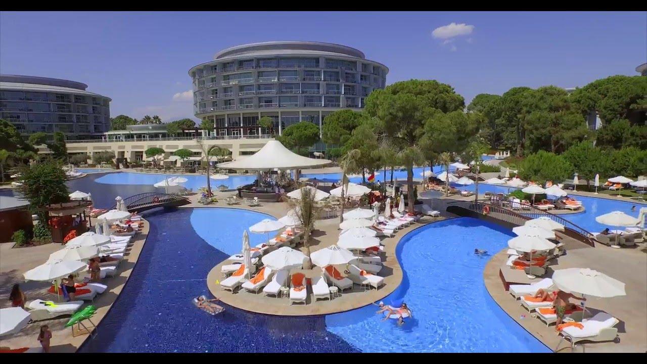 Calista Luxury Resort Belek Turcia (4 / 13)