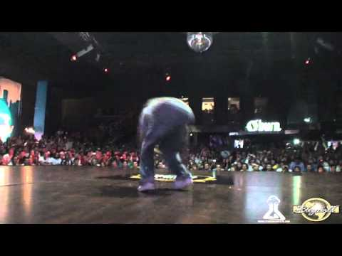 Junior, Kid Glyde & Storm | JUDGES SHOWCASE | BURN BATTLE SCHOOL 2011