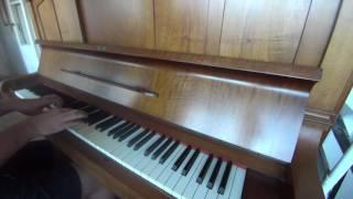 Passenger - Beautiful Birds (piano cover)