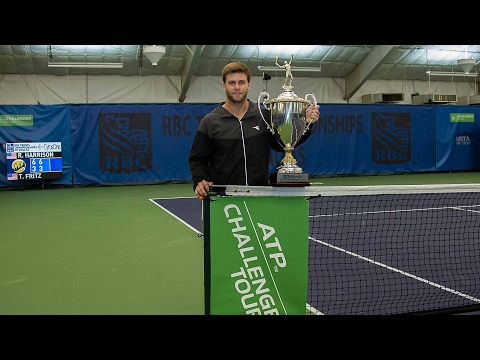 Harrison Claims Fourth Challenger Title In Dallas 2017