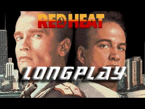Red Heat (Commodore Amiga) Longplay