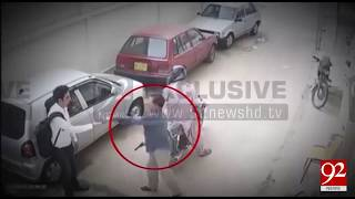 Street crimes in Karachi increase as Eid approaches 22-06-2017 - 92NewsHDPlus