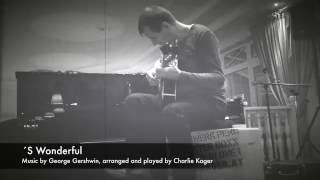 ´S Wonderful - Fingerstyle Guitar Cover by Charlie Kager - Ella Fitzgerald, Diana Krall