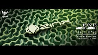 Zinx - Pixel Maze (Teaser)