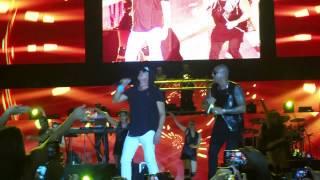 Wisin Ft Carlos Vives Live (Fiestas Del Mar 2015)