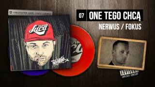 Christofer Luca ft. Fokus, Nerwus - 07 One tego chcą (STOPY I WERBLE)