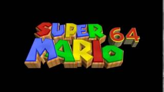 Super Mario 64 Soundtrack - 1 Coin