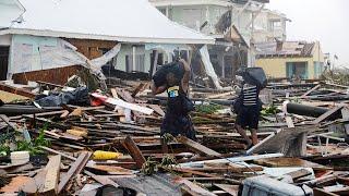 Ураган Дориан: разрушения