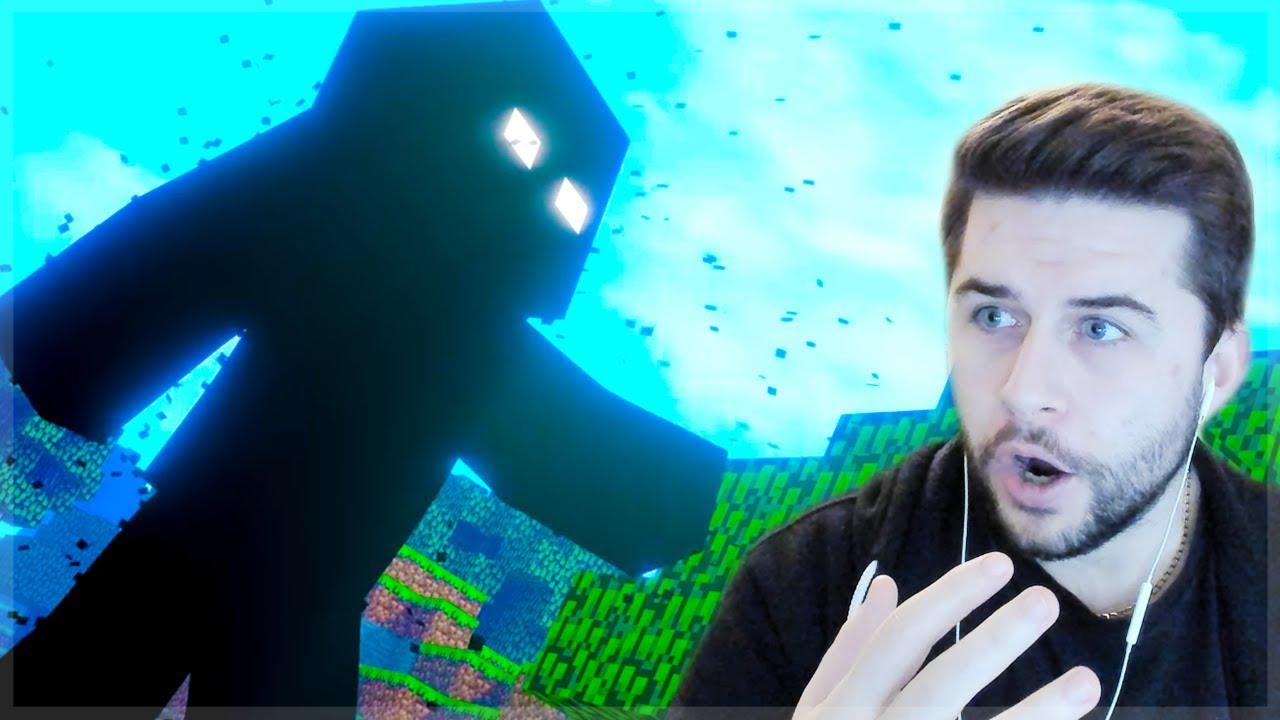 ECKOSOLDIER - Reacting To ANNOYING VILLAGERS OMG! Herobrine Captured EP. 25-26 Minecraft Animations!