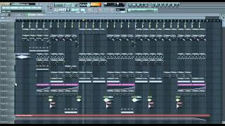 "Beat 2 ""Merengue electronico (Dance)"" FL Studio 10 [Instrumental]- 2012"