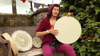 Bębny obręczowe i rytmika orientu, warsztaty szkoły TAKITA.