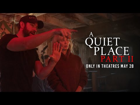 """A Quiet Place Part II (2021) - """"The Wait Is Over"""" - Paramount Pictures"""