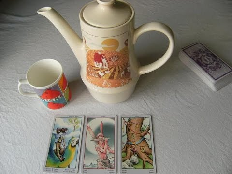 Tarot and Tea With Leo Brown| On Facebook Live!