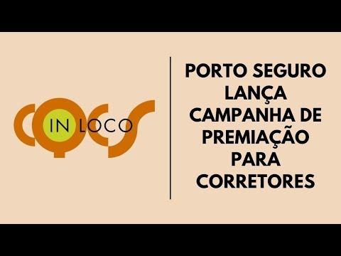 Imagem post: Porto Seguro lança campanha de premiação para Corretores