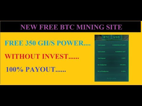 Free Bitcoin Mining Without Investment 2019