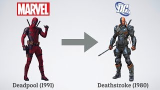 10 Characters Marvel Stole from DC #1