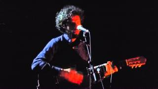 José González - Hints - live Muffathalle Munich 2015-03-06