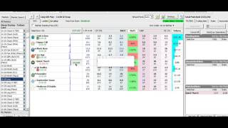 LIVE Trade Lay to Back Betfair Trading