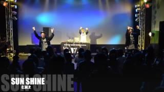 C W P SUN SHINE LIVE映像