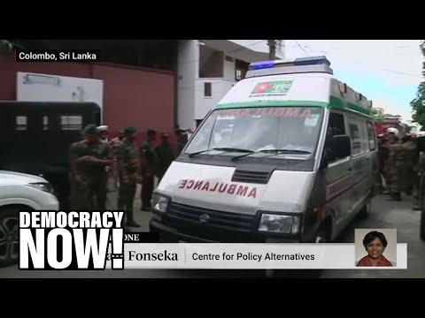 Why Sri Lanka's government shut down social media after terrorist attacks