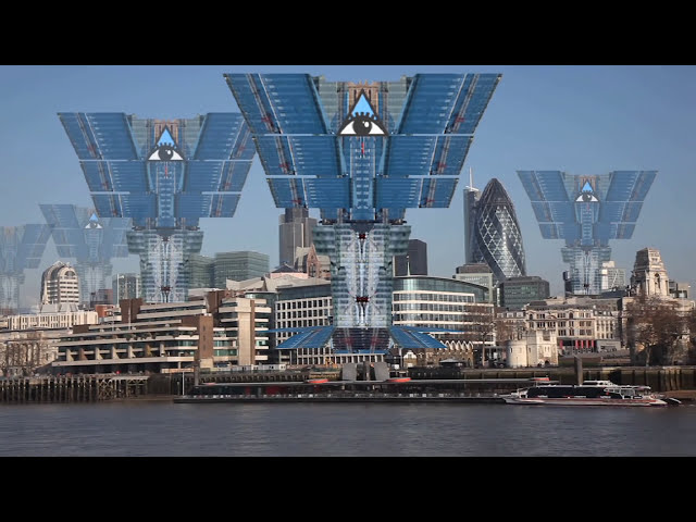 Videoclip oficial de la canción A New London Eye de Asian Dub Foundation