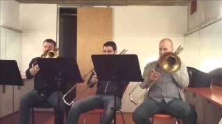 Ludwig van Beethoven - Symphony No. 5 (trombone excerpts)