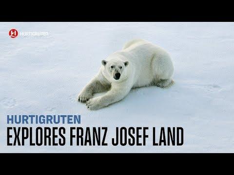 Explore Franz Josef Land with Hurtigruten