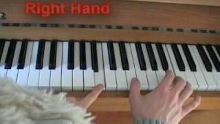 The Piano - Amazing Short : Piano tutorial (2/2)