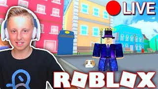🔴 Roblox Live Stream Project Mini Games, Bloxburg, Meep City, Flood Escape, Assassin & MORE Join Me