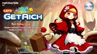 Line Let's Get Rich : Get S+ Red Riding Hood