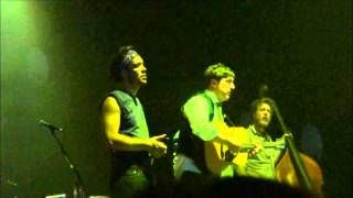 Mumford and Sons - Where Are You Now (unplugged) Hobart 23rd Oct 2012