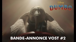 Dumbo (2019) | Bande-Annonce VOST #2 | Disney BE