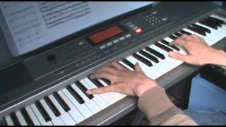 The Sacrilegious Scorn (Dimmu Borgir keyboard cover)