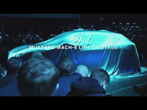 "Mustang Mach-E reveal Oslo, 18-19. nov 2019 - ""Behind the scenes"""