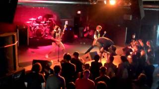 After the Spire - The Prophets Mistake Live