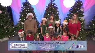 Holiday Greetings 2014 A C Gilbert House