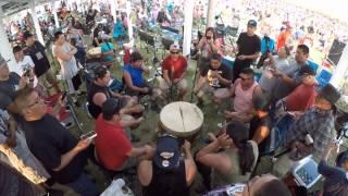 Black Bear Rocky Boy Host Drum 2015