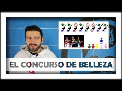 ¿Qué es un concurso de belleza? (Teoría de juegos) Beauty contest + 2/3 game