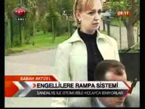 Ark Otomotiv Engelliler Icin Ozel Rampa Tasarimli Arac Uretim